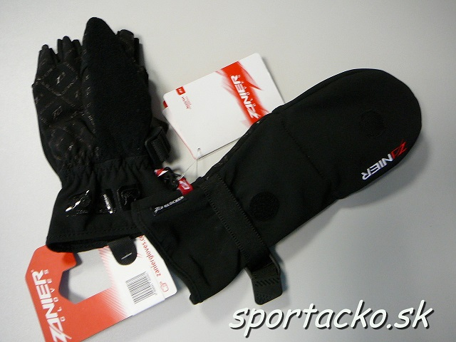 Skialpinistické rukavice ZANIER Wind Blocker