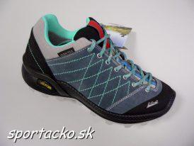 Dámska treková obuv HC Crest Trail Vibram