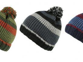 Pánska zimná čiapka Regatta Davion Hat