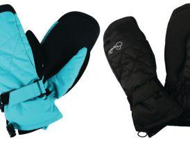 Dámske lyžiarske rukavice Dare2b Upreach II Mit