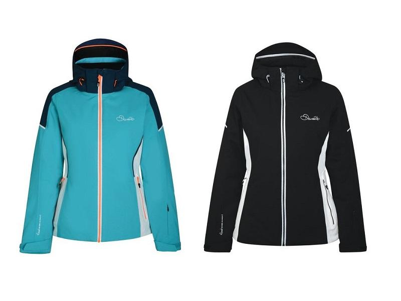 01531d600 Dámska lyžiarska bunda Dare2b Contrive Jacket | ŠportÁčko.sk