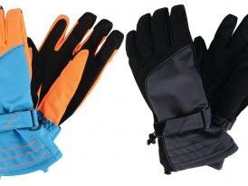 Pánske lyžiarske rukavice Dare2b Out Ranked Glove