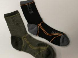 Pánske trekingové ponožky Regatta 2Season TrekTrail RMH034