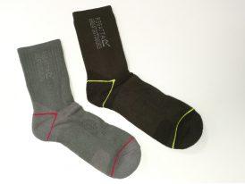 Pánske ponožky Regatta Blister Protection RMH033