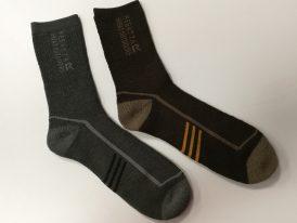 Pánske trekingové ponožky Regatta 3Season TrekTrail RMH032