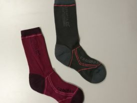 Dámske trekingové ponožky Regatta 2Season TrekTrail RWH034