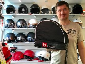 Taška na lyžiarsku prilbu Bollé Bag Helmet