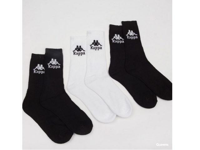 Športové ponožky Kappa Authentic Ailel 3pack