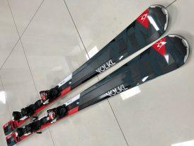 Lyže Volkl RTM 78 + viazanie 4Motion XL