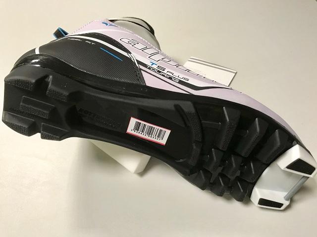 Dámska obuv na bežky Alpina T5 Eve Plus NNN ZIMA 2019/20