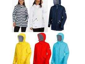 Výpredaj: Dámska športová bunda do dažďa Regatta Basilia
