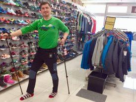 Pánske trekingové nohavice Dare2b Disport