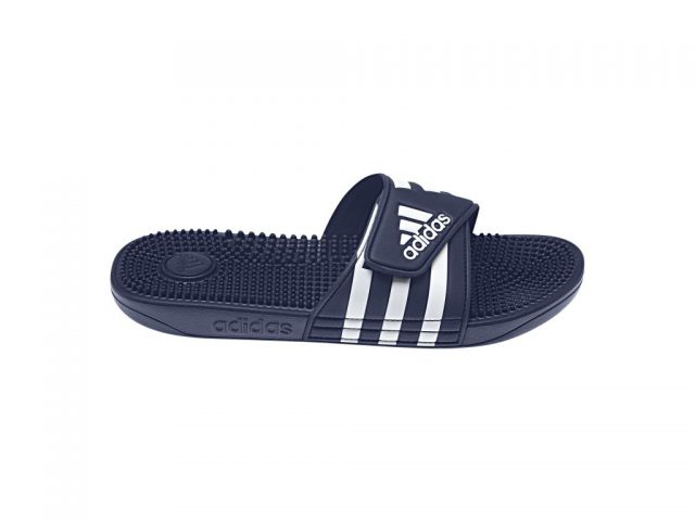 Pánske športové šľapky Adidas adissage
