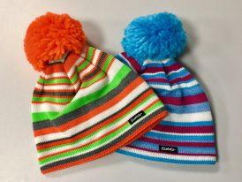 Pletené zimné čiapky s brmbolcom Eisbär Trixi