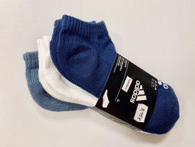 Členkové športové ponožky Adidas Sport 3x