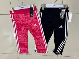 3/4 nohavice na cvičenie Adidas Climalite 2019