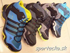 Outdoorová obuv ADIDAS AX2 Mid Gore-Tex
