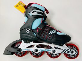 Dámske kolieskové korčule K2 Velocity Sport