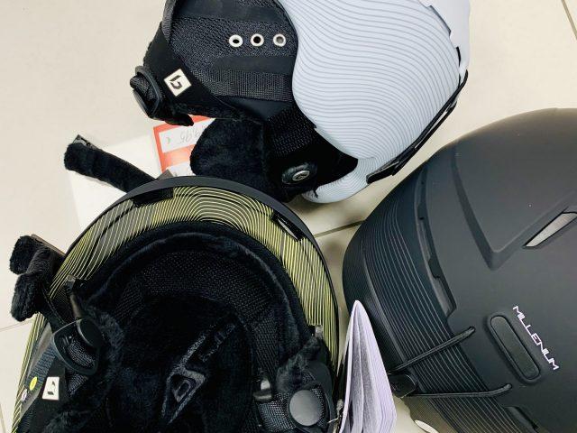 AKCIA Bollé: Lyžiarska prilba BOLLÉ Millenium Premium nový model 2020/21 + ZADARMO taška na prilbu
