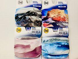BUFF® ORIGINAL multifunkčná šatka Mount Everest, Hollow Blue, Serra Mauve, Matterhorn