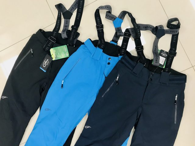 Dámske lyžiarske nohavice Five Seasons Paley ZIMA 2019/20