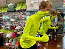 Bežecká bunda Adidas Supernova Tokyo M