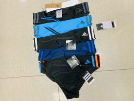 Pánske plavky ADIDAS Authentic 3 stripes trunk