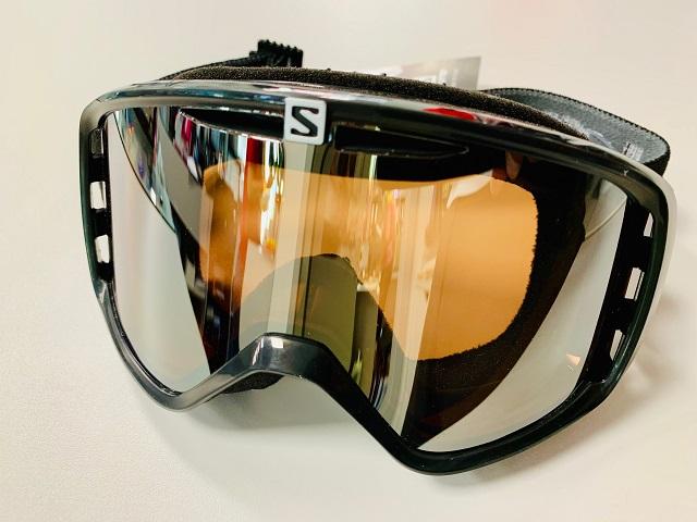 Lyžiarske okuliare SALOMON Aksium Flash black 2019/20