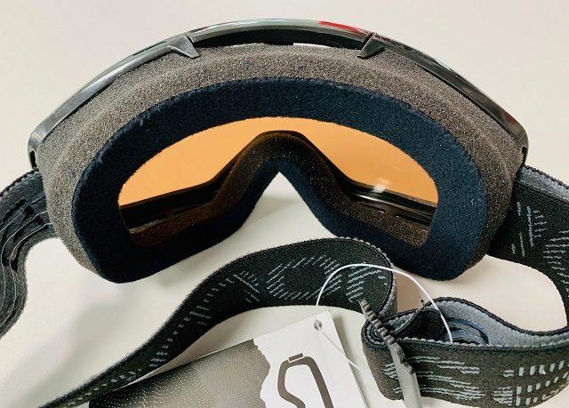 Lyžiarske okuliare SALOMON Aksium Flash black