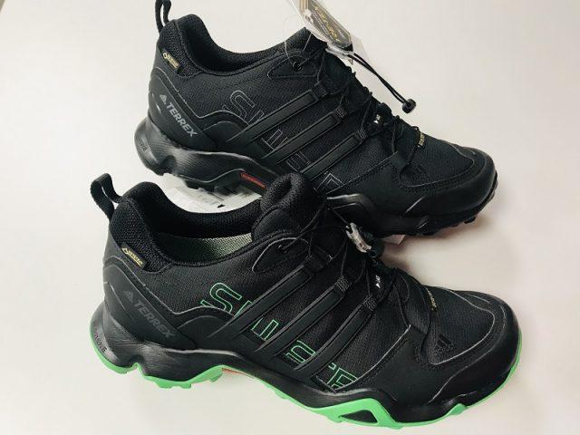 Pánska trekingová GORE-TEXová obuv Adidas Terrex Swift R GTX Men