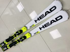 Lyže HEAD World Cup Rebels iShape Pro + viazanie HEAD PR 11 GripWalk