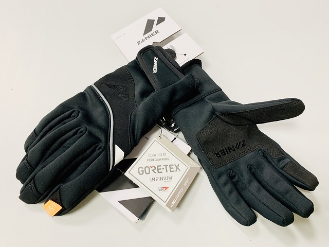 2021/22 AKCIA nová kolekcia: GORE INFINIUM WINDSTOPPER rukavice ZANIER Tour UX