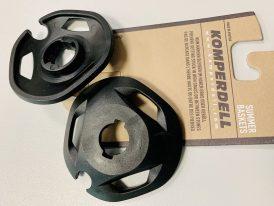 AKCIA nová kolekcia 2021/22: Bajonetové taniere/krúžky Komperdell Regular UL Vario Teller Ø 7cm