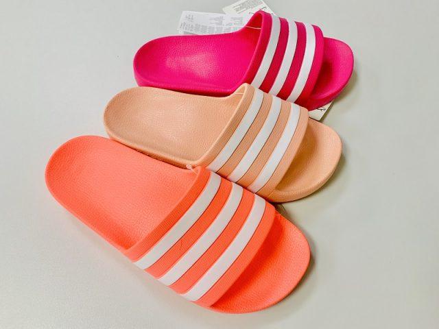 ADIDAS Adilette Aqua dámske šľapky new colors Summer 2021