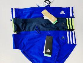 Pánske plavky Adidas Essence Core 3S Trunk
