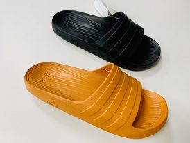 Pánske šľapky Adidas Duramo Slide Pure Style