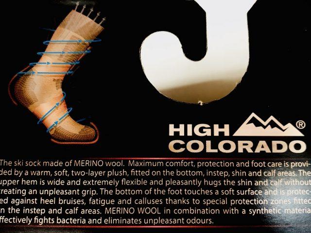 HC Light Natural MERINO Wool podkolienky z merino vlny ZIMA 2020/21