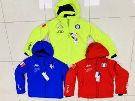 6CENTO FISI lyžiarska reprezentačná bunda Kappa 611 FISI ZIMA 2020/21