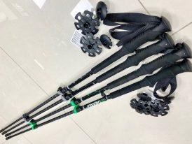Trekingové nastaviteľné palice HC Trekker QuickLock 2019/20
