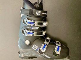 Pánske lyžiarky Salomon X Access R80 Wide