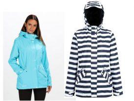 Výpredaj: Dámska športová bunda do dažďa Regatta Basilia RWW316