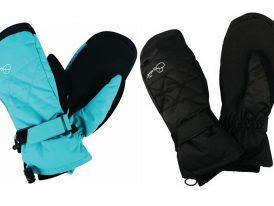 Dámske lyžiarske rukavice Dare2b Upreach II Mit DWG316