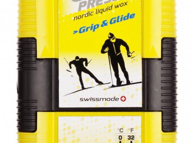AKCIA ZIMA 2021/22: Univerzálny tekutý vreckový vosk na bežky ToKo Grip & Glide Pocket 100 ml