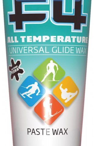 AKCIA: Lyžiarsky vosk / vosková pasta SWIX F4 Universal Glide Wax Fluor
