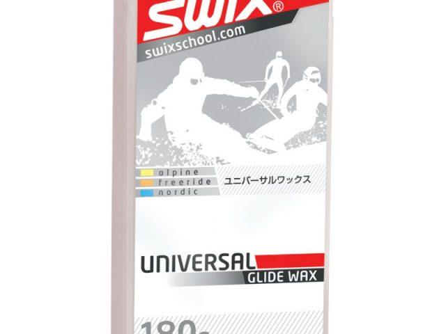 Lyžiarsky vosk SWIX Universal Glide Wax XXL 180g  ZIMA 2019/20