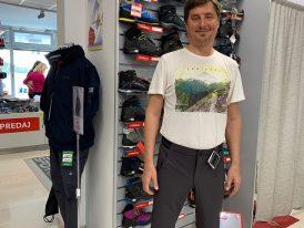 Outdoorové šortky Northfinder Gustavo M