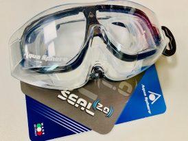 Plavecké okuliare Aqua Sphere Seal 2.0 Clear