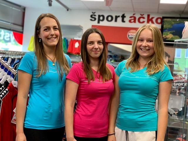 AKCIA: Dámske športové tričká GTS Sports Adventures T-Shirt