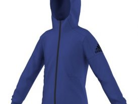 AKCIA: Adidas Atletics CLIMAWARM Full Zip Hoodie