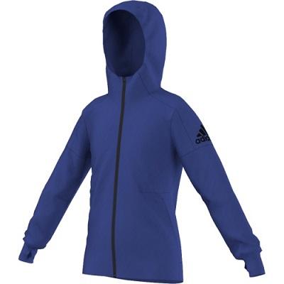 Adidas Atletics CLIMAWARM Full Zip Hoodie